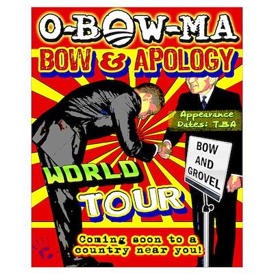 O-BOW-MA Poster