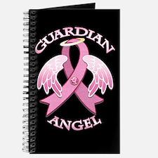 Pink Guardian Angel Journal