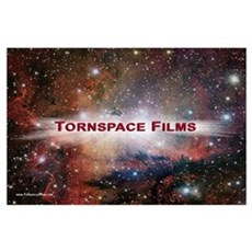 Tornspace FIlms - Logo Poster