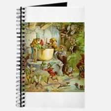 Gnomes, Elves & Forest Fairies Journal