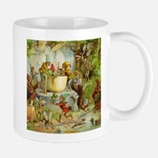 Gnomes, Elves & Forest Fairies Mug