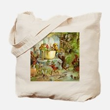 Gnomes, Elves & Forest Fairies Tote Bag