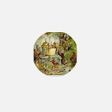 Gnomes, Elves & Forest Fairies Mini Button