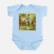 Gnomes, Elves & Forest Fairies Infant Bodysuit