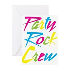 Party Rock Greeting Card