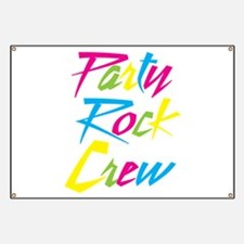 Party Rock Banner