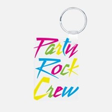 Party Rock Keychains