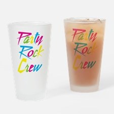 Party Rock Drinking Glass