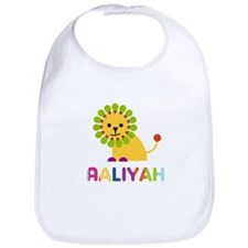 Aaliyah the Lion Bib