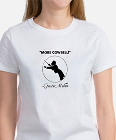"""Mahler """"More Cowbell!"""" Redux Tee"""