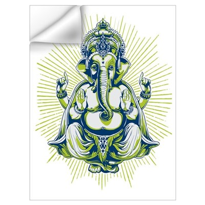 Ganesh Wall Decal