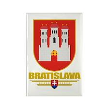 Bratislava COA Rectangle Magnet