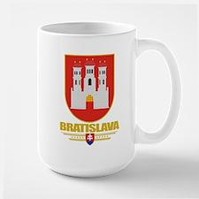 Bratislava COA Mug