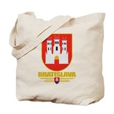 Bratislava COA Tote Bag