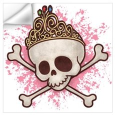 Princess Pirate 509 Wall Decal