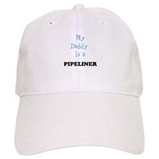 Daddy Pipeliner- Blue Baseball Cap