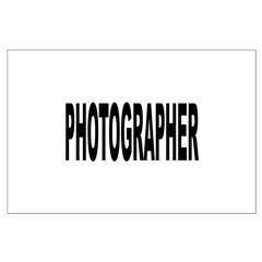 Photographer Posters