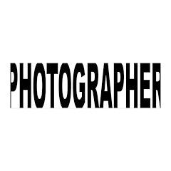 Photographer 42x14 Wall Peel