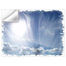 Heavenly clouds Wall Decal