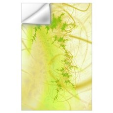 Spring Fractal Wall Decal