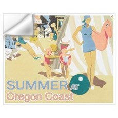 Oregon Coast Wall Decal