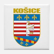 Kosice COA Tile Coaster