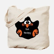 Clumsy Chick Tote Bag