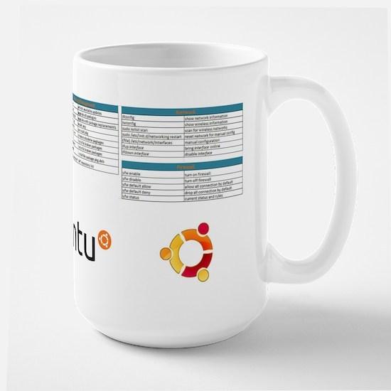 Ubuntu Reference Large Mug