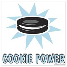 Cookie Power-1 Poster