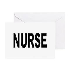 Nurse Greeting Cards (Pk of 10)