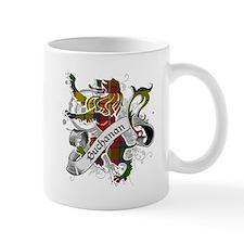 Buchanan Tartan Lion Mug