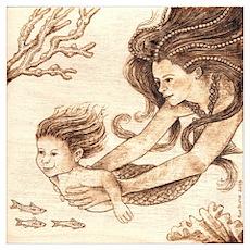Mer-baby Poster