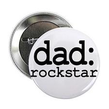 """Dad Rockstar 2.25"""" Button"""