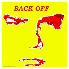 Back Off Poster