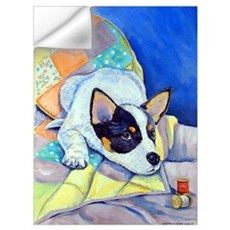 Australian Cattle Dog Wall Decal