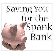 Spank Bank Poster