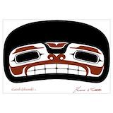 Alaskan indian Posters