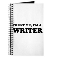 Trust Me I'm A Writer Journal