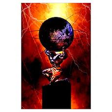 ATLAS STRONGMAN Poster