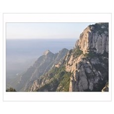 Visions of Montserrat Poster