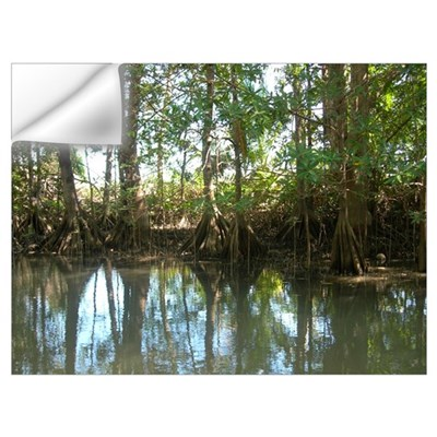 Mangrove Forest Wall Decal
