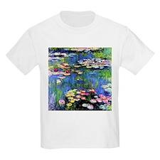 MONET WATERLILLIES T-Shirt