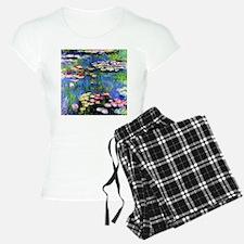 MONET WATERLILLIES Pajamas
