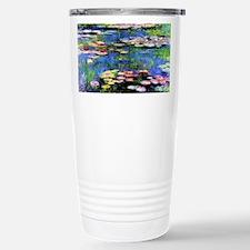 MONET WATERLILLIES Travel Mug