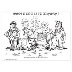 Whose Cow is it Anyway Poster