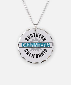 Carpinteria California Necklace