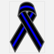 Blue Line Ribbon