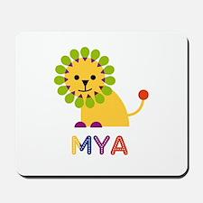 Mya the Lion Mousepad