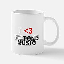 i <3 12 tone music Mug