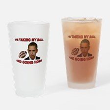 CRY BABY Drinking Glass